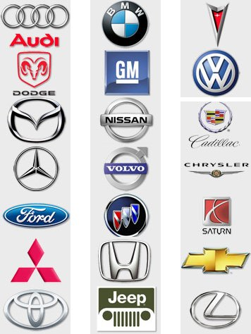 Auto & Truck Owners Manual Research (Multiple Brands)