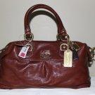 NWT Coach Sabrina Madison 12937 Handbag Acorn Leather