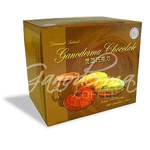 Ganoderma Hot Cocoa