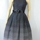 Vintage 80s Polka Dot Sundress Small