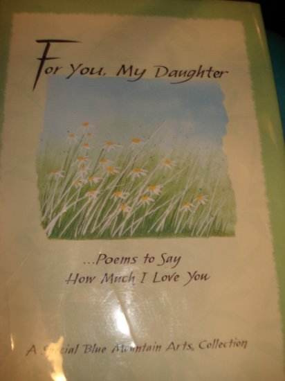 FOR YOU, MY DAUGHTER, (2000)  0883962225