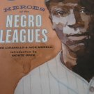 HEROES OF THE NEGRO LEAGUE, BOOK & DVD #09-0105