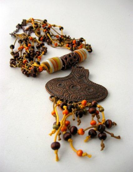 Earth Tones Necklace