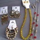 NEW 8pc Jewelry Lot FREE SHIPPING