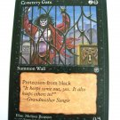 Cemetery Gate 1 & 2 Magic the Gathering Cards FREE SHIPPING