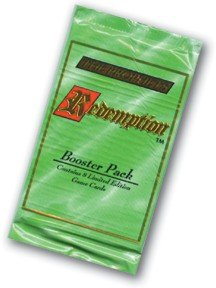 Redemption Prophets Booster Pack