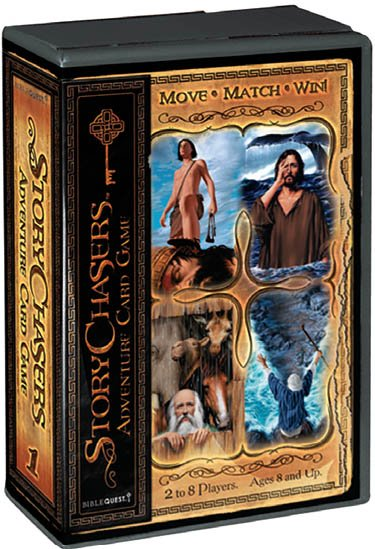 Story Chasers Adventure Card Game