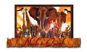Noah's Quest Card Game