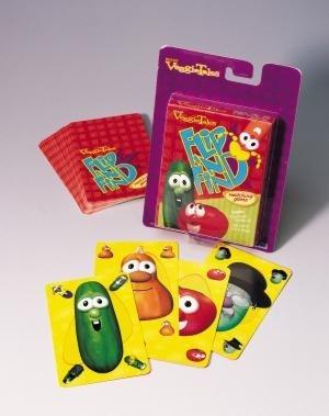 VeggieTales Flip 'n Find Card Game