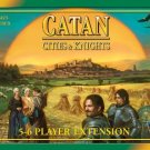Settlers of Catan - Cities & Knights 5-6 player extension