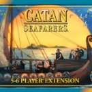 Settlers of Catan - Seafarers 5-6 player extension