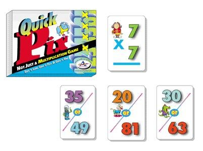 Quick Pix - Multiplication