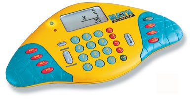 Math Shark Electronic Flash Cards