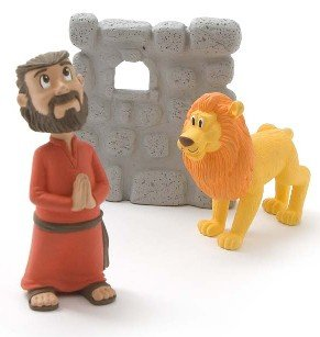 Tales of Glory - Daniel and the Lion's Den Playset