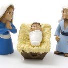 The Birth of Jesus Playset