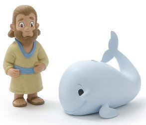 Jonah and the Big Fish Playset