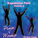 Dance Praise Expansion Pack Vol 5 Praise,Worship