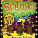 Solomon Says Bible Trivia for Kids