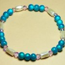 RM003-SB Turquoise Wonder Beads and Magnets