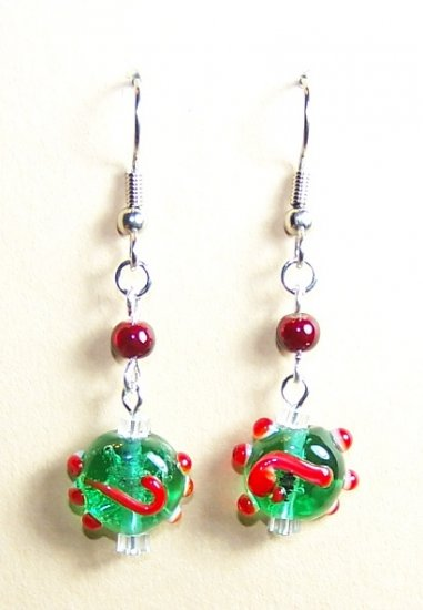 LPG011-XMAS Christmas Earrings