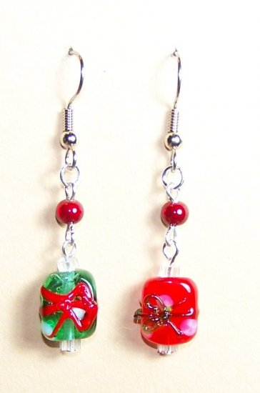 LPG012-XMAS Gift Earrings