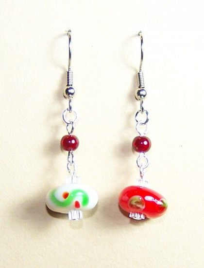 LPG014-XMAS Christmas Earrings