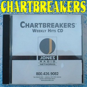 CHARTBREAKERS Rock & Pop Hits Compilation CD 2003 18 Songs  NEW