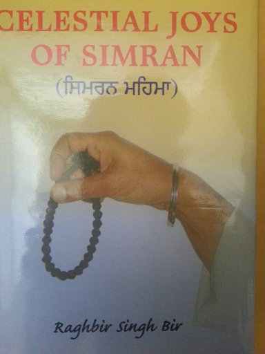 Celestial Joys of Simran - Raghbir Singh Bir (English)