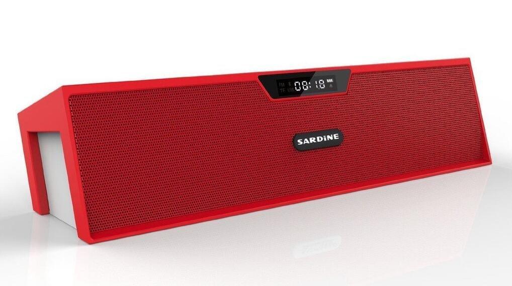 Digital Portable Wireless Bluetooth Speaker player with pre-filled Gurbani memory card
