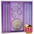 16 x Fancy Candle Sets - Gift Boxed