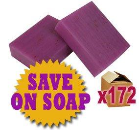 172 x Fragrant Soap Bars