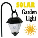 12 x Stylish Solar Powered Hanging Lanterns