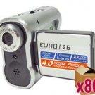 80 x Eurolab 4.0MP Digital Video Camera - 4X Digital Zoom