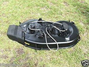 Craftsman 42 Quot Riding Mower Tractor Deck Complete 169583