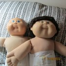 2 Cabbage Patch Kids Set  B