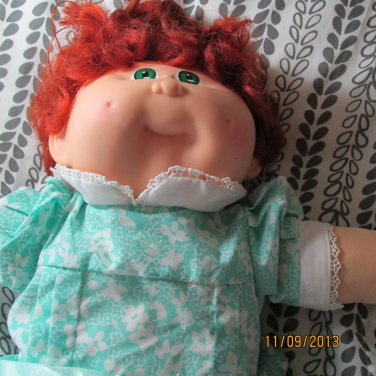 Hair growing Cabbage Patch Kid