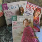 Crochet Today/Interweave Crochet Print Magazines