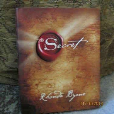 The Secret hardcover book