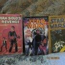 Lot of 3 Star Wars books