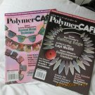 2 issues Polymer Cafe magazine