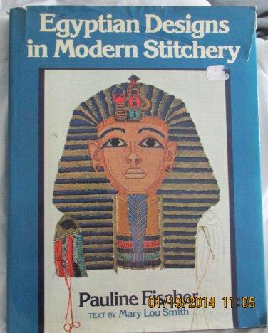 Egyptian Designs in Modern Stitchery