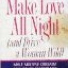 Book - How to Make Love All Night - ELD6502