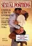 Book - Manual of Sex Positions - BW2430