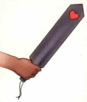 Paddle, Heart Throb
