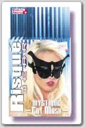 Mystique Cat Mask
