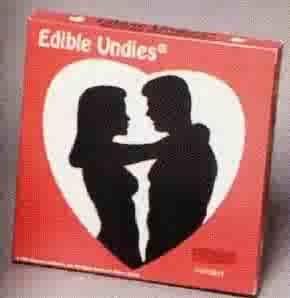 Edible Undies Couples Set