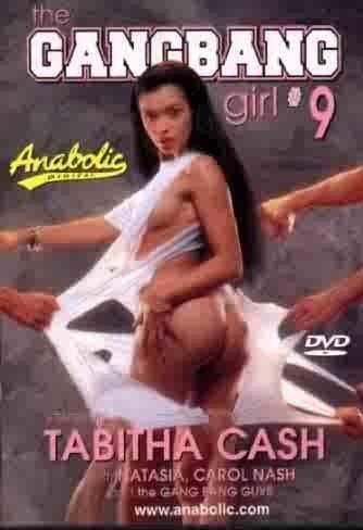 The Gangbang Girl #9 - ANABOLIC