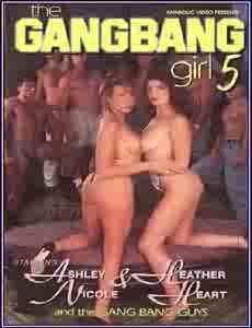 The Gangbang Girl #14 (Rebecca Lord) - ANABOLIC