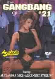 The Gangbang Girl #21 - ANABOLIC