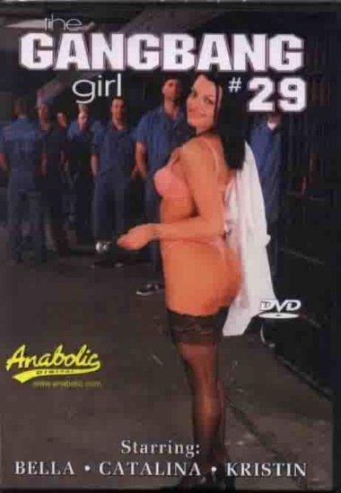 The Gangbang Girl #29 - ANABOLIC